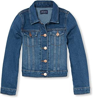 The Children's Place Girls Denim Jacket