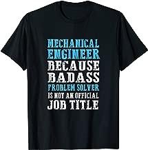 Mechanical Engineer T-Shirt Engineering