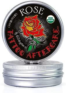 USDA Organic Lavender Tattoo Aftercare - with Bulgarian Lavender Oil -40ml/1.35fl.oz.