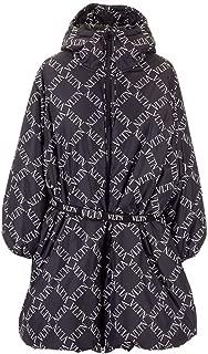 VALENTINO Luxury Fashion Womens SB3CK0254NT0NA Black Outerwear Jacket   Fall Winter 19