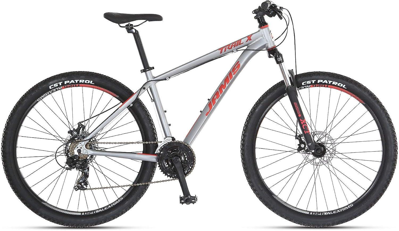 Jamis Trail X Sport Mountain Bike 2018 Ano Palladium