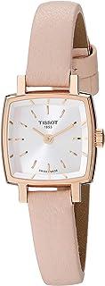 Tissot Womens Lovely Swiss Quartz Stainless Steel Dress Watch (Model: T0581093603100)