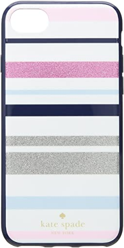 Kate Spade New York Desert Stripe Phone Case for iPhone 8