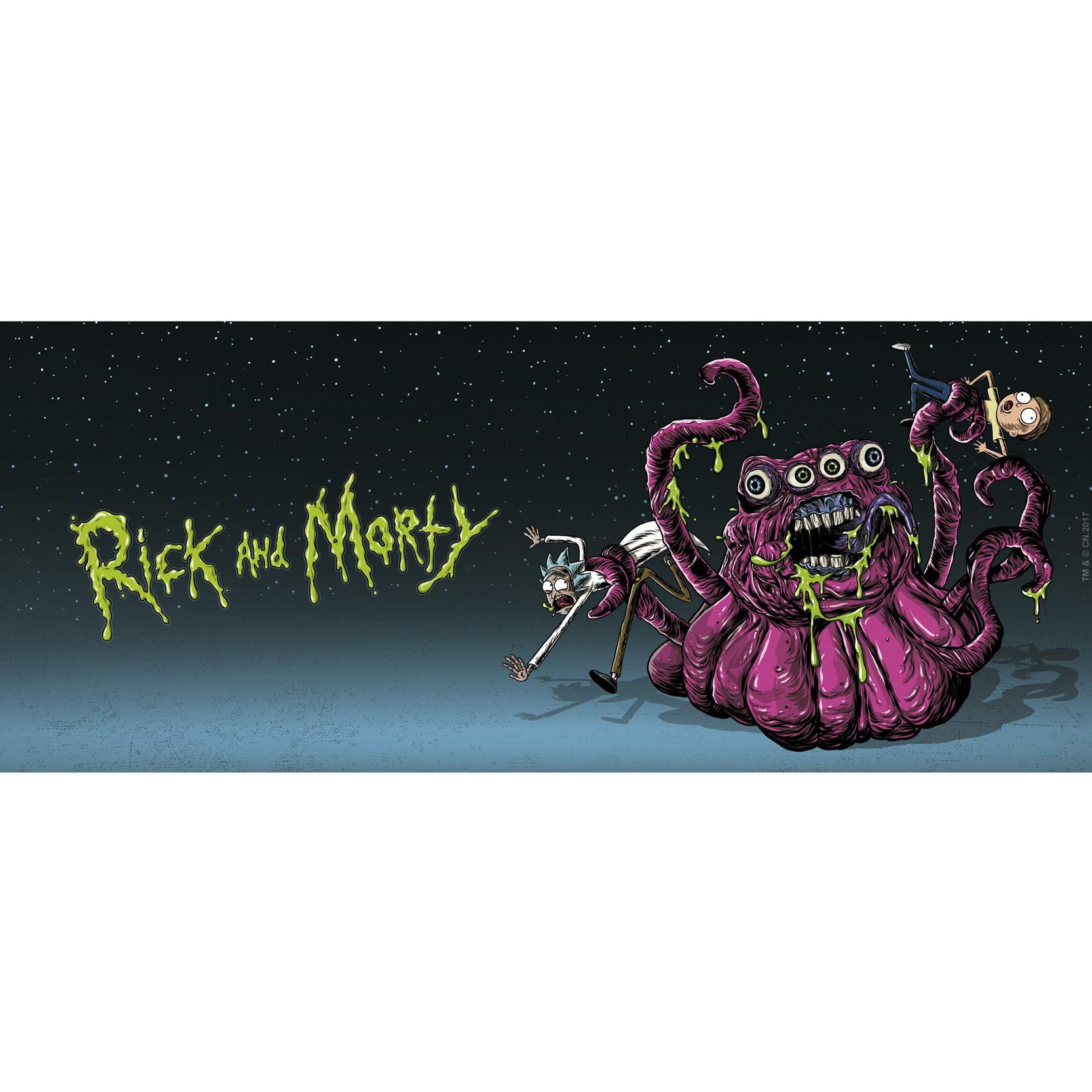 Abystyle ABYMUG523 Rick & Morty - Taza: Amazon.es: Juguetes y juegos