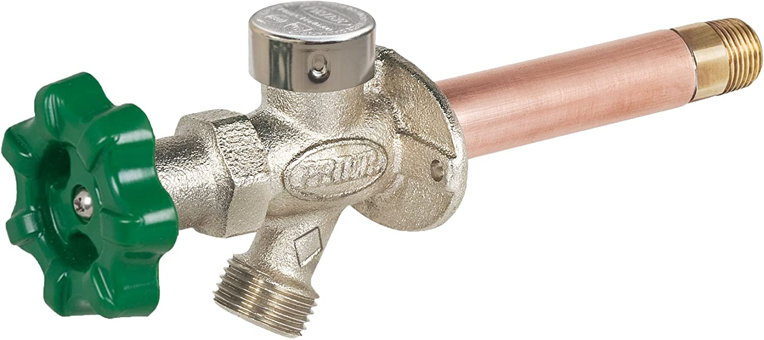 Prier Genuine P-164D14 Lowest price challenge Quarter-Turn Frost Free Anti-Siphon Hydra Outdoor