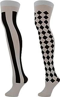 Two Left Feet Women's Halloween Thigh Highs