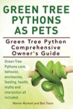 Green Tree Pythons As Pets. Green Tree Python Comprehensive Owner's Guide. Green Tree Pythons care, behavior, enclosures, feeding, health, myths and interaction all included.