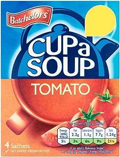 Original Batchelors Cup A Soup Tomato Batchelors Cup A Soup Tomato Pack British Tomato Soup Instant Tomato Soup