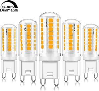 Osram LED Star Pin 30 Stiftsockellampe 2,8W = 28W G9 Lampe Kapsel warmweiß 2700K