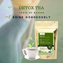 GinSen Detox Tea 28 Bags Helps Weight Loss and Weight Management Detoxing Removes Toxins Naturally Skin Care Support Natural Chinese Remedy Made in UK Estimated Price : £ 11,99