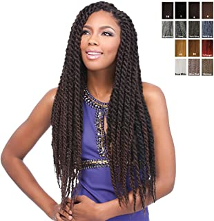 Sensationnel African Collection - JAMAICAN LOCKS - Length: 44 Inch   Colour: 1B (natural black) by African Collection