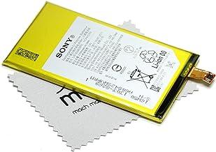 mungoo mach mal anders ... Bateria para Original Sony para Sony Xperia X Compact LIS1634ERPC 1303-8269 (Incluye Gamuza limpiadora)