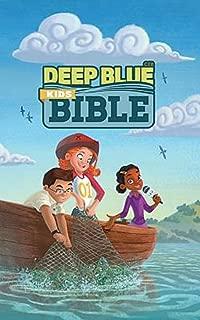 CEB Common English Bible Deep Blue Kids Bible Bright Sky