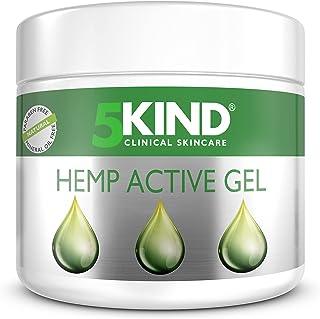 Chanvre Active Gel - Formule d'huile de chanvre haute résistance riche en extraits naturels par 5Kind. Chanvre Gel peut ai...