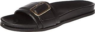 Shoexpress Black Slides Slipper For Women