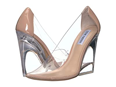 Steve Madden Evolution Pump (Clear) High Heels