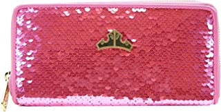 Loungefly Disney Sleeping Beauty Pink Sequin Wallet