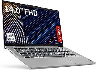 Lenovo ノートパソコン IdeaPad Slim 550i (14.0型FHD IPS液晶 Core i7-1065G7 16GBメモリ 512GB Webカメラ) 軽量 1.45Kg【Windows 11 無料アップグレード対応】