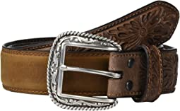 Embossed Billets Belt