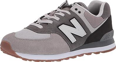 Amazon.com | New Balance Men's 574 V2 Military Sneaker | Fashion ...