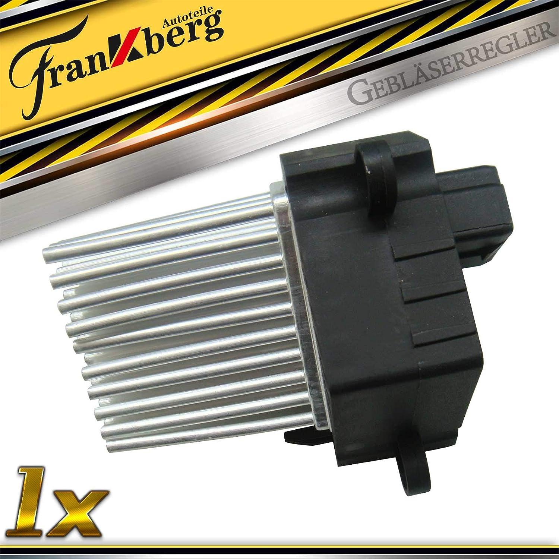 Regulador de ventilador de ventilación delantero para E39 520 523 525 528 530 535 540 E46 316 318 320 323 325 328 330 M3 E53 X5 E83 X3 19 95-20. 08 64116923204.