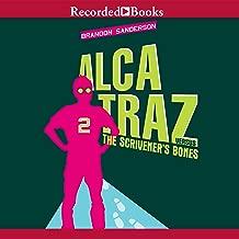 Alcatraz Versus the Scrivener's Bones: Alcatraz, Book 2