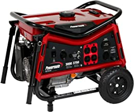 Powermate PM0103007 Vx Power Series 3,750 Watt 212cc Gas Powered Portable Generator (Discontinued by Manufacturer)