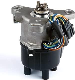 MAS Compatible Ignition Distributor w/Cap & Rotor TD-41U TD-47U for 92-95 HONDA Civic DX CX LX NON V-TEC Del Sol 30100-P06-A02 DST102 30100-P08-006 DST102