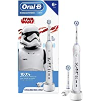 Oral-B Kids Electric Toothbrush with Replacement Brush Heads