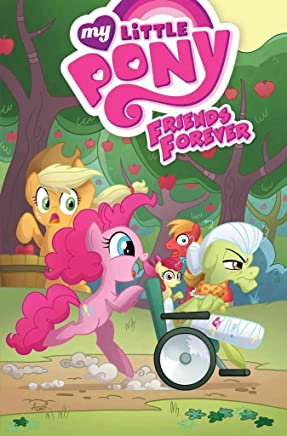 [My Little Pony: Friends Forever Volume 7] (By (artist) Agnes Garbowska , By (artist) Tony Fleecs , By (artist) Brenda Hickey , By (author) Christina Rice , By (author) Barbara Randall-Kesel , By (author) Jeremy Whitley) [published: October, 2016]