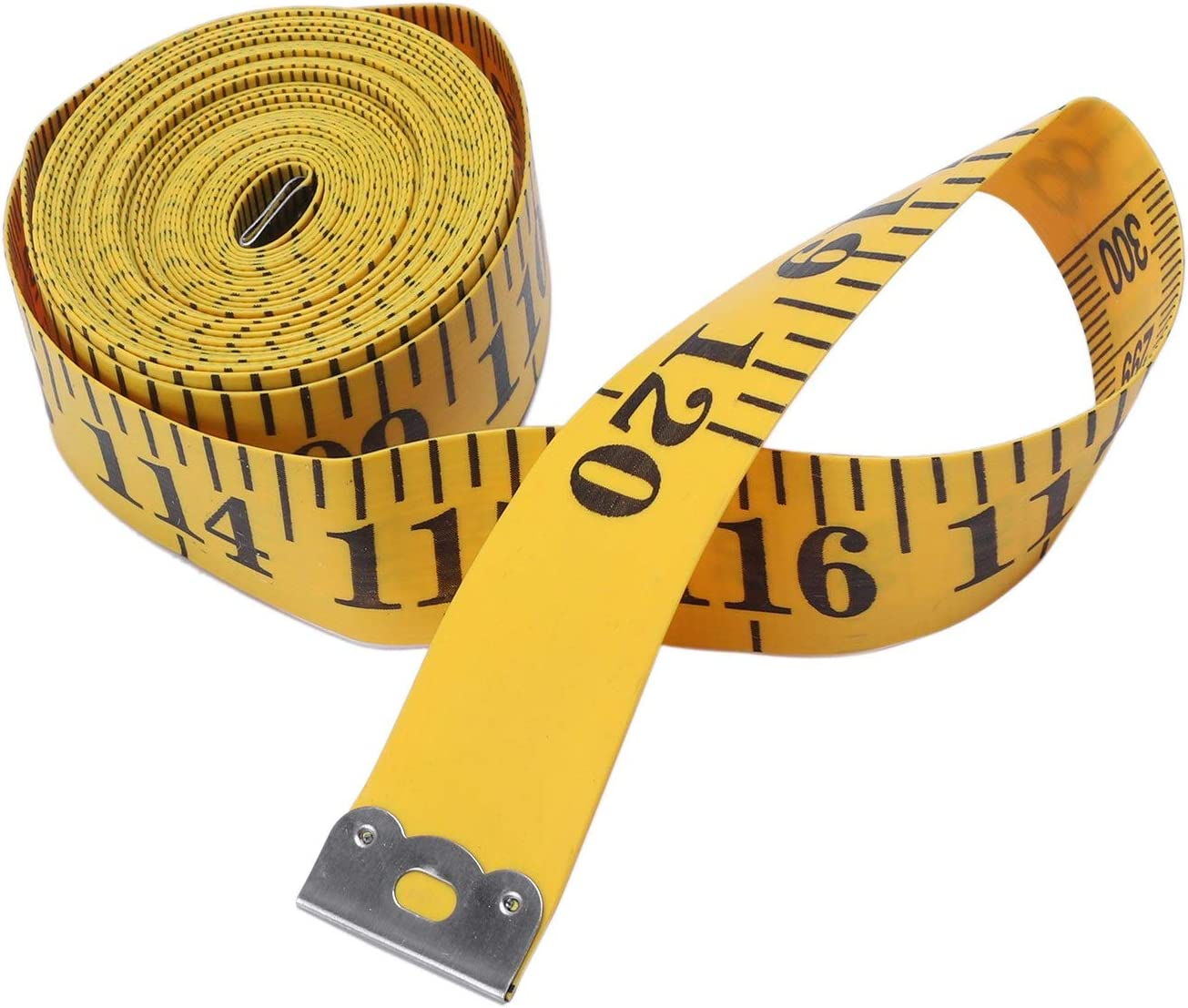 Etase Soft 3Meter 300CM Sewing Tailor Ranking TOP14 Measur Tape Body Super sale Measuring