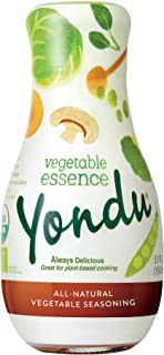 Yondu Vegetable Umami – Premium Plant-based Seasoning Sauce – All-Purpose Instant Flavor Boost, Better Than: Fish Sauce, Soy Sauce, Bouillon (5.1 Fl oz)