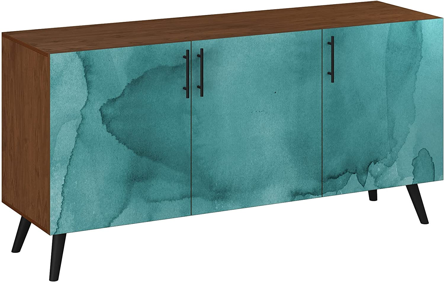 Poppy Sideboard - Walnut Velma Shipping included sold out Design Colors 5 Base in Styl 11