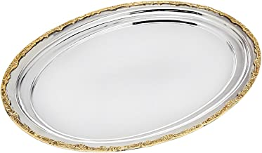 Best gold oval border Reviews