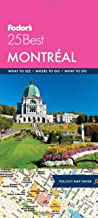 Fodor's Montreal 25 Best (Full-color Travel Guide)