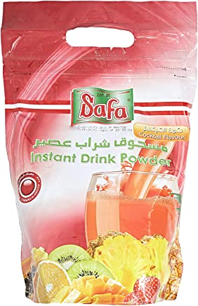 Safa Cocktail Instant Drink Zip Bag with Handle, 2 kg