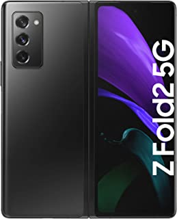 "Samsung Galaxy SM-F916B 19.3 cm (7.6"") 12 GB 256 GB 5G USB Type-C Black Android 10.0 4500 mAh - Samsung Galaxy SM-F916B, 1..."