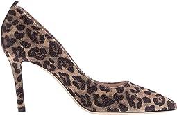 Leopard Glitter Velvet