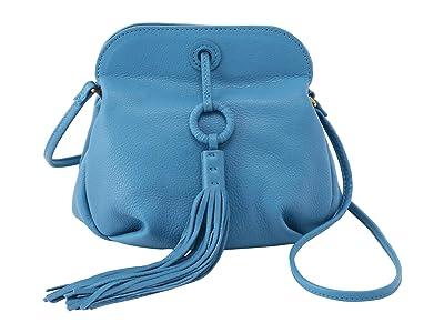 Hobo Birdy (Dusty Blue) Cross Body Handbags