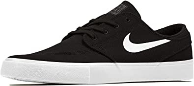 Amazon.com   Nike Men's SB Zoom Stefan Janoski Skate Shoes Black ...