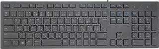 Dell キーボード 有線 日本語配列 マルチメディア対応 ブラック KB216-BK-JP USBキーボード