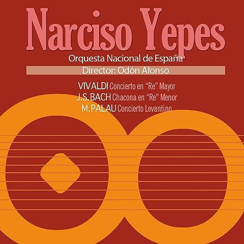 Concierto Levantino para Guitarra y Orquesta: 3er Movimiento de Narciso Yepes en Amazon Music - Amazon.es