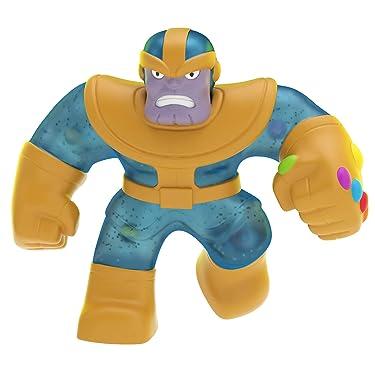 Heroes of Goo Jit Zu Licensed Marvel Supagoo Hero Pack - Thanos