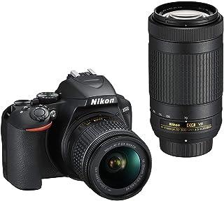 Nikon デジタル一眼レフカメラ D3500 ダブルズームキット D3500WZ