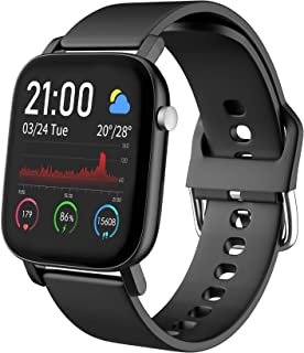 """AQFIT W11 Smartwatch IP68 Waterproof Fitness Tracker 