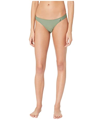 Body Glove Smoothies Basic Bikini Bottom (Cactus) Women