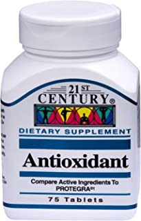 21st Century ACE Antioxidant - 75 Tablets