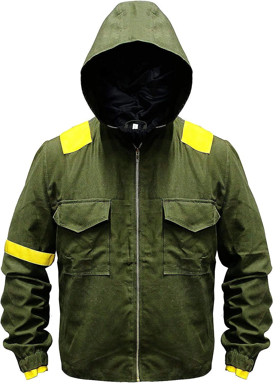 Men's Green Bomber Versity Twenty Hi-Quality Pilots One H Cotton Portland Mall Max 61% OFF