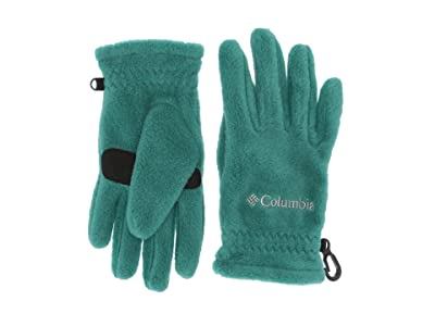 Columbia Kids Fast Trektm Glove (Big Kids) (Pine Green) Extreme Cold Weather Gloves