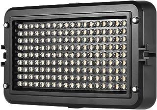 Viltrox Vl-162T,Viltrox VL-162T Professional Bi-Color Dimmable LED Video Light with Digital LCD Panel 3300K-5600K 12W CRI 95+ for Canon Nikon Sony DSLR Camera Camcorder
